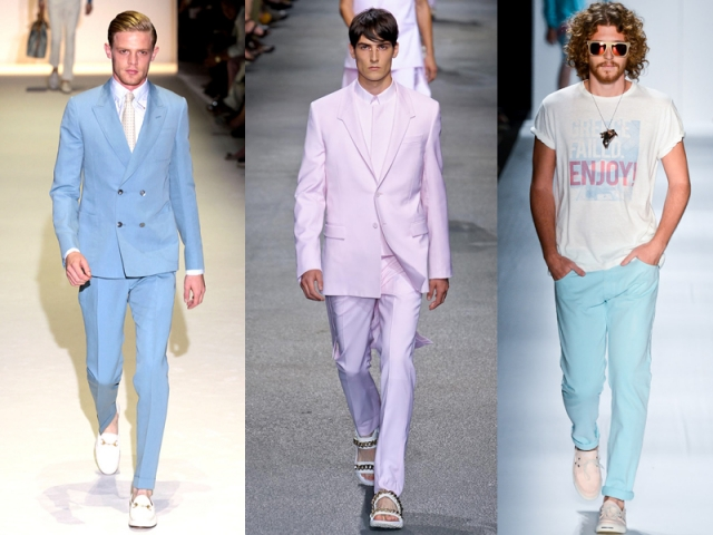 Ice Cream - Auslander (Foto 3); Gucci (Foto 1); Givenchy (Foto 2).