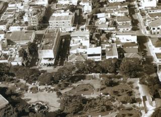 Passos (MG) , nos anos 1990.