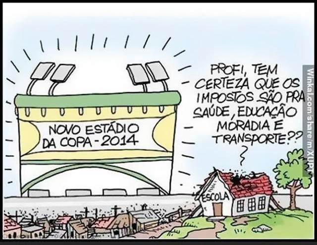 Copa do Mundo!