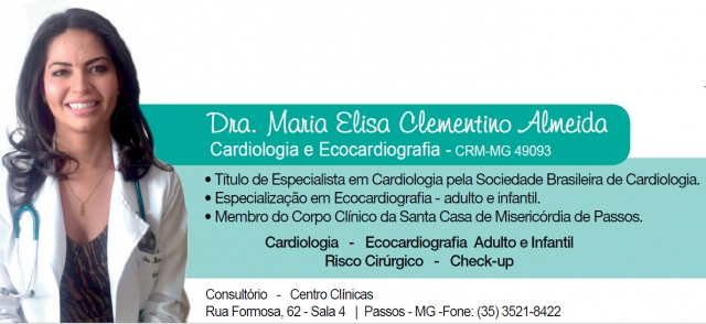Dra. Maria Elisa Clementino Almeida