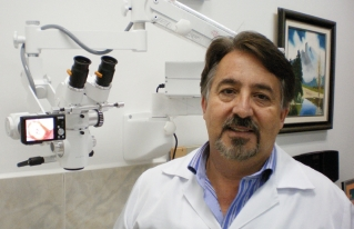 Dr. Heitor César Maia - Cirurgião Dentista - Especializado em Endodontia.