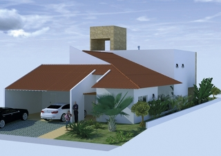 Projeto da Casa Amor.