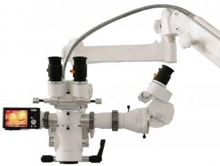 Microscópio Operatório.