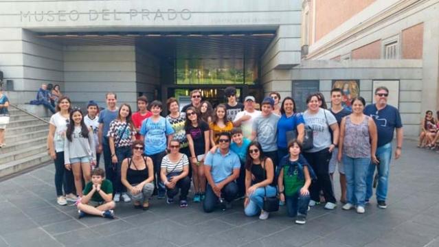 Madri - Museu do Prado.