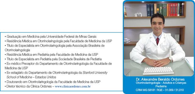 Dr. Alexandre Beraldo Ordones