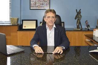 Diretor Administrativo da Santa Casa, Daniel Porto Soares.