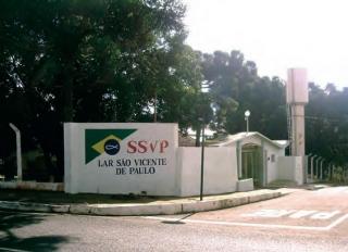 Lar São Vicente de Paulo.