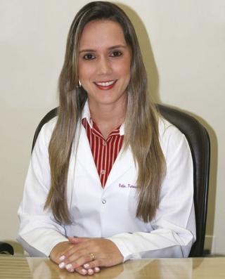 Fernanda Mateus Queiroz Schmidt Enfermeira Estomaterapeuta