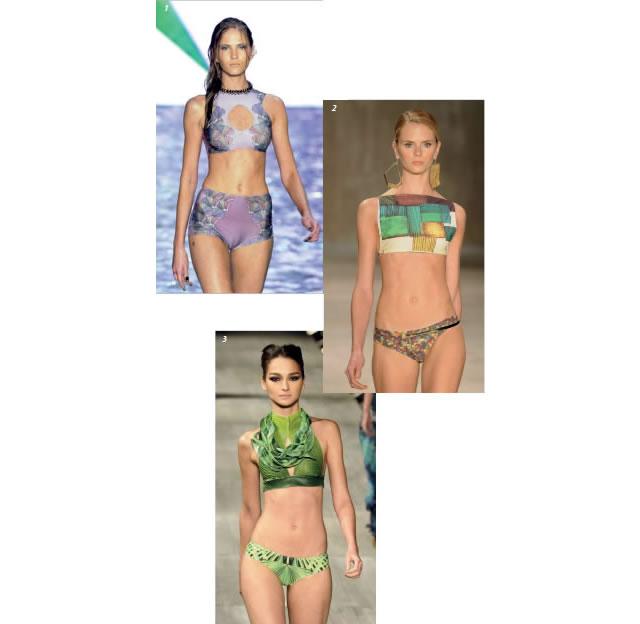 Os tops ganharam mais tecidos, difícil de usar, néam? TRYA (Foto 4), AGUA DE COCO (Foto 5) e LENNY (Foto 6).