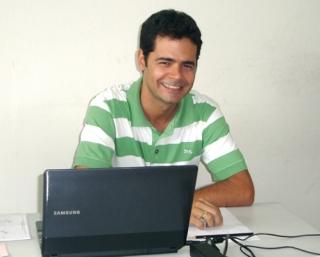 O diretor da Saúde Coletiva da Prefeitura Municipal, Michael Silveira Reis.