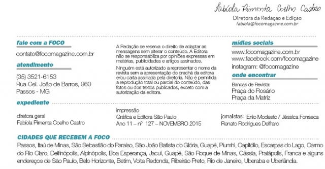 Revista Foco