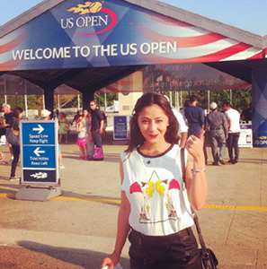 US OPEN - evento animado e organizadíssimo. Se estiver em NY em Agosto vale a pena conferir. Tive a sorte de comprar o ticket para assistir Federer jogando. BINGO!!!
