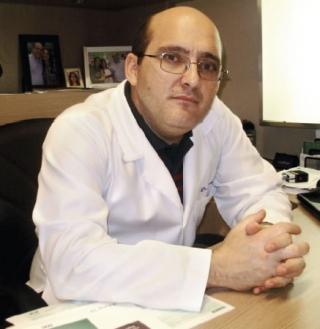 O ortopedista José Antônio de Oliveira adverte para as consequências dos acidentes de moto.