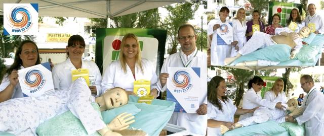 Dia mundial de prevenção de úlceras por pressão.