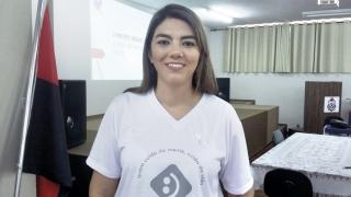Andréa Reis de Souza, Presidente da ARP-SM.