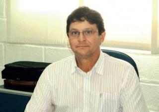 Empresário Ugs de Souza Pinheiro, diretor do Grupo CMP - promotor do 1º Encontro – A importância da inserção da pessoa com defi ciência no mercado de trabalho, realizado com o apoio de outras empresas de Passos e região.