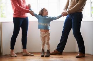 SEPARAÇÃO: com quem ficam os filhos