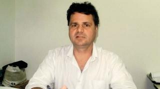 O coordenador técnico Frederico Ozanam - em defesa do frango semi-caipira.