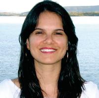 Gisele Ribeiro, coordenadora do curso de Letras da Fesp e professora do Colégio São Francisco - COC.