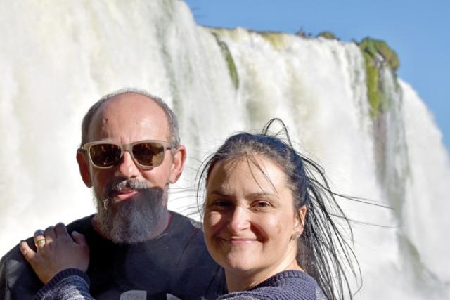 Andre e Daniela.