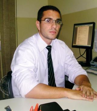 Delegado de Crimes contra a Vida, Rodrigo Storino, da 3ª Delegacia Regional de Polícia Civil de Passos