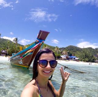 Haad Yao Beach-Koh Phangan.