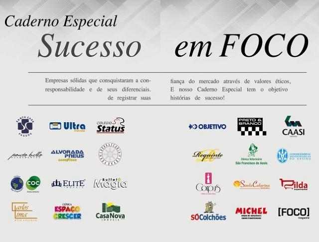 Empresas de sucesso