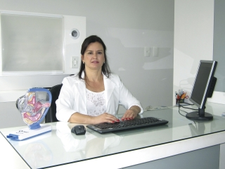 Dra. Maria Lúcia Pereira - Mastologista