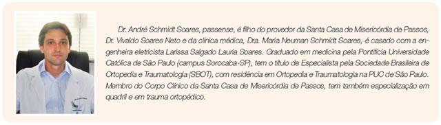 Dr. André Schmidt Soares