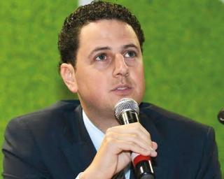 Tiago Lacerda - Secretário de Estado de Turismo e Esportes de Minas Gerais.