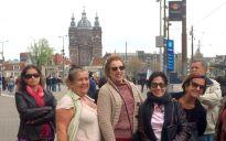 Um tour pela Escandinávia  e outros países europeus