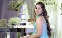 Júlia Vilela da Silveira  15 anos