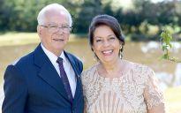 Aldo Gurian e  Neusa Helena Franzoni Gurian -  Bodas de Ouro