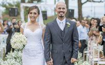 Omitamar Gualberto Ribeiro Tolaini e Renata Godinho dos Santos