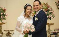 Dáiton Kelvin Nascimento e Ana Cláudia Farias Dourado