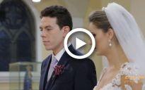 Assista ao vídeo do casamento de Leandro e Laís