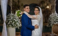 Danilo Brunello e Francesca Santiago Coelho